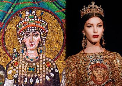 Dolce e Gabbana FW 2013