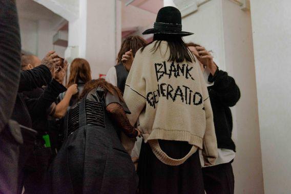Benenato Backstage